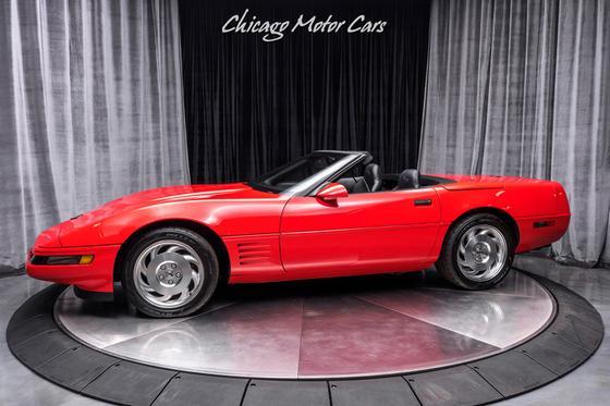 1994 Chevrolet Corvette :24 car images available