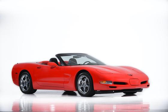 2000 Chevrolet Corvette :24 car images available