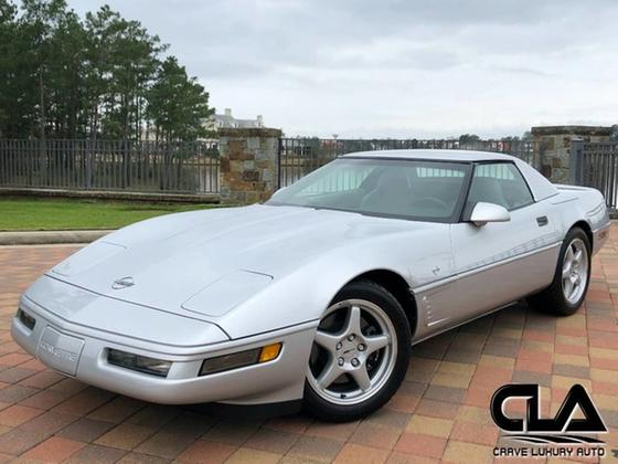 1996 Chevrolet Corvette :24 car images available