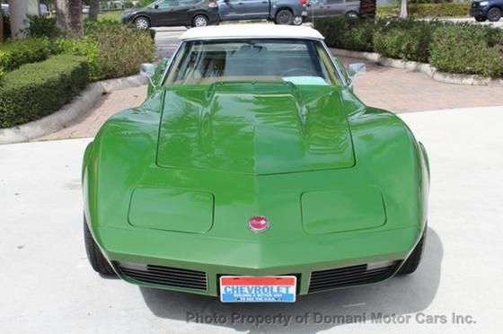 1973 Chevrolet Corvette :24 car images available