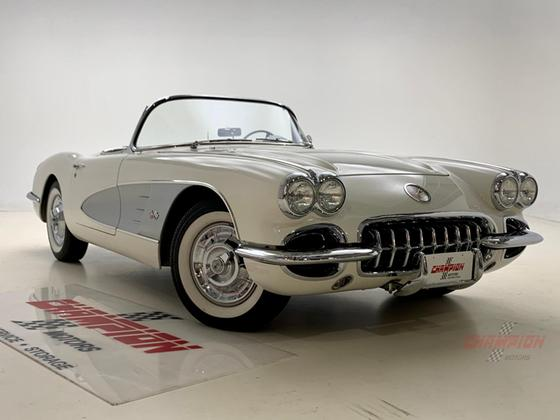 1958 Chevrolet Corvette :24 car images available