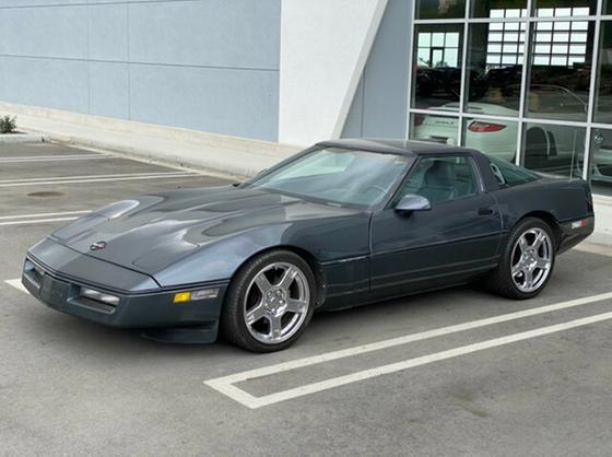1990 Chevrolet Corvette :24 car images available