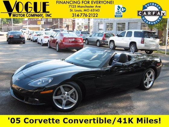 2005 Chevrolet Corvette :23 car images available