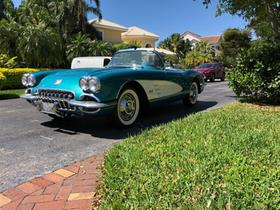 1959 Chevrolet Corvette :16 car images available