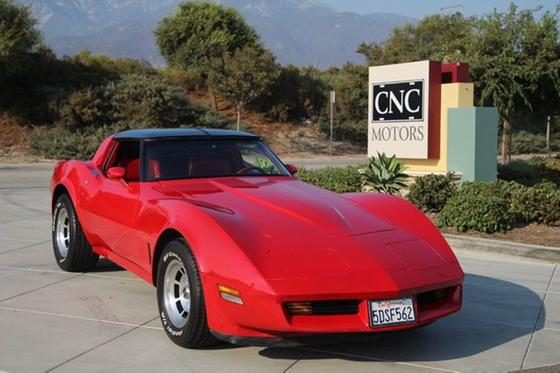 1981 Chevrolet Corvette :24 car images available
