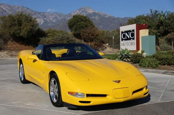 2001 Chevrolet Corvette :24 car images available