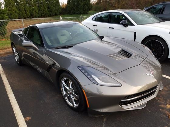 2015 Chevrolet Corvette  : Car has generic photo