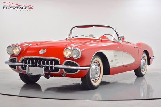 1959 Chevrolet Corvette :24 car images available
