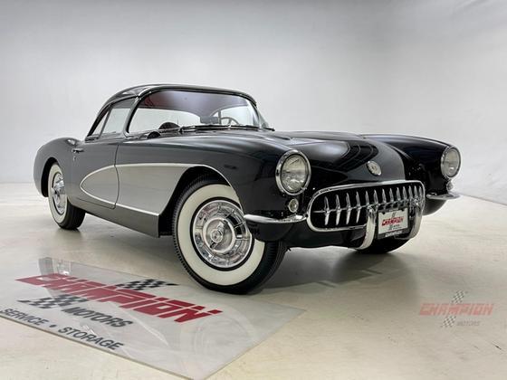 1956 Chevrolet Corvette :24 car images available