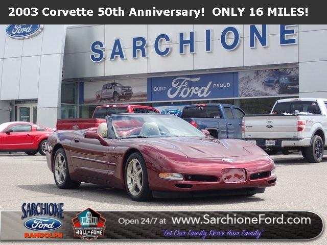 2003 Chevrolet Corvette :24 car images available