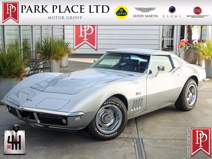 1969 Chevrolet Corvette :24 car images available