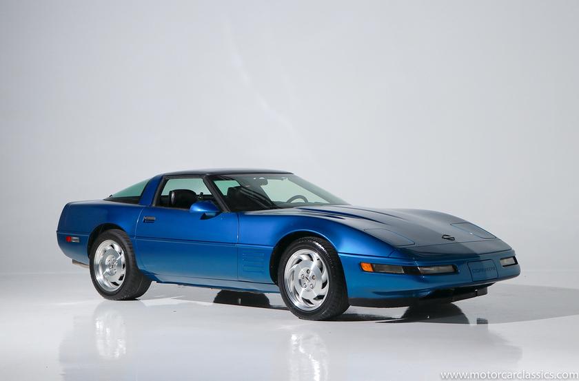 1993 Chevrolet Corvette :24 car images available