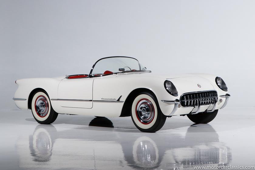 1954 Chevrolet Corvette :24 car images available