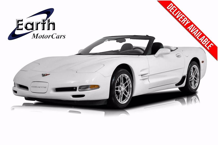 2001 Chevrolet Corvette :24 car images available