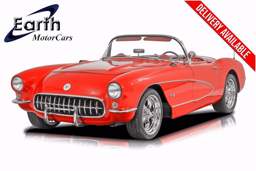 1957 Chevrolet Corvette :24 car images available