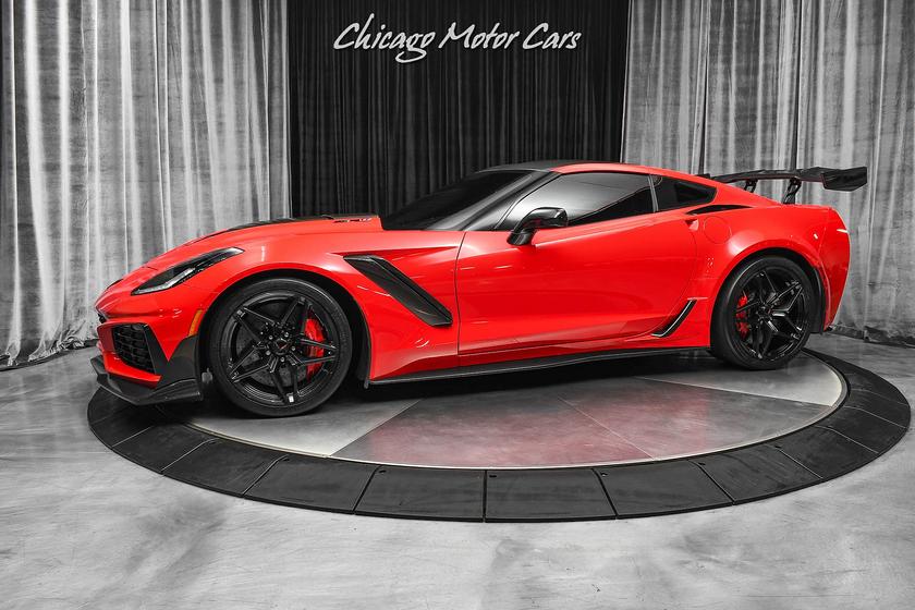 2019 Chevrolet Corvette :24 car images available