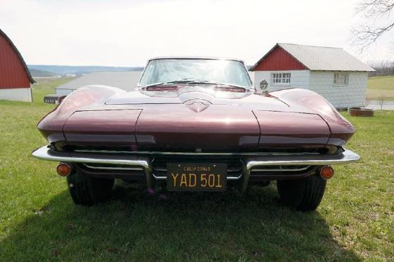1965 Chevrolet Corvette 327:12 car images available