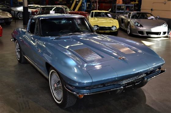 1963 Chevrolet Corvette 327:24 car images available