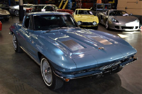 1963 Chevrolet Corvette 327:24 car images available