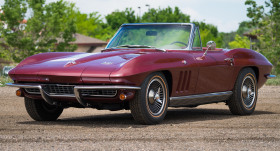 1966 Chevrolet Corvette 327:18 car images available