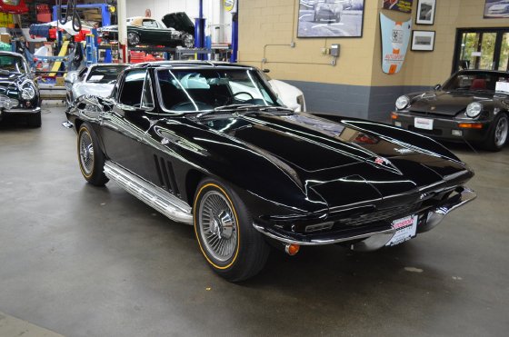 1966 Chevrolet Corvette 327:12 car images available