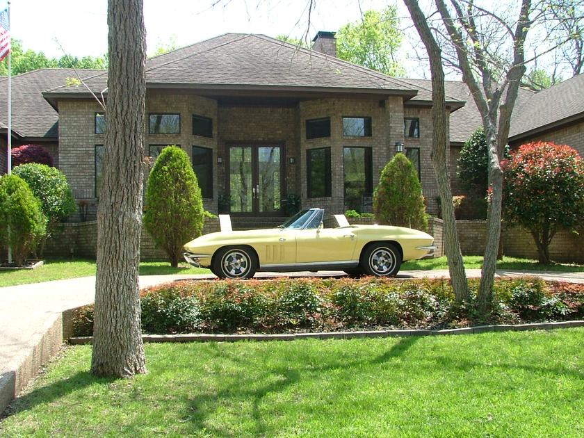 1966 Chevrolet Corvette 327:24 car images available