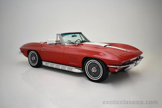 1967 Chevrolet Corvette 427:22 car images available