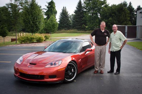 2005 Chevrolet Corvette 427