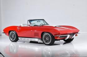 1967 Chevrolet Corvette 427:24 car images available