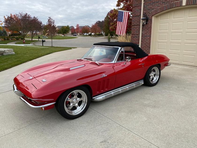 1966 Chevrolet Corvette 427:8 car images available