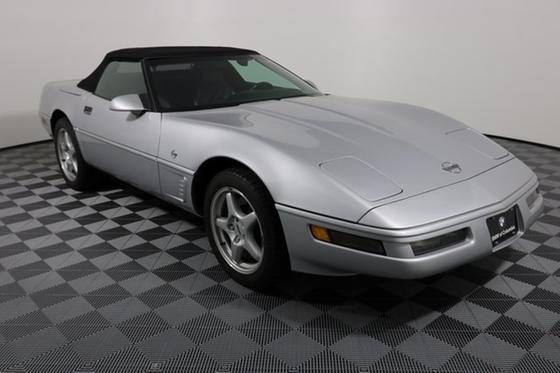 1996 Chevrolet Corvette Base:24 car images available