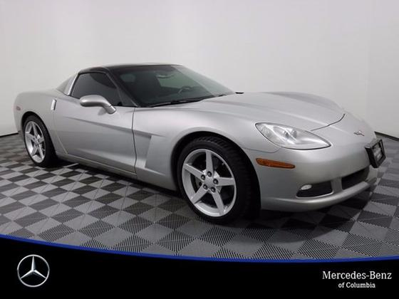 2005 Chevrolet Corvette Base:23 car images available
