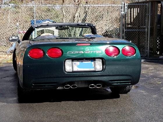 2000 Chevrolet Corvette Base:6 car images available