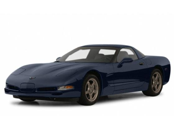 2001 Chevrolet Corvette Base : Car has generic photo