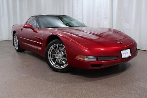 2004 Chevrolet Corvette Base:24 car images available