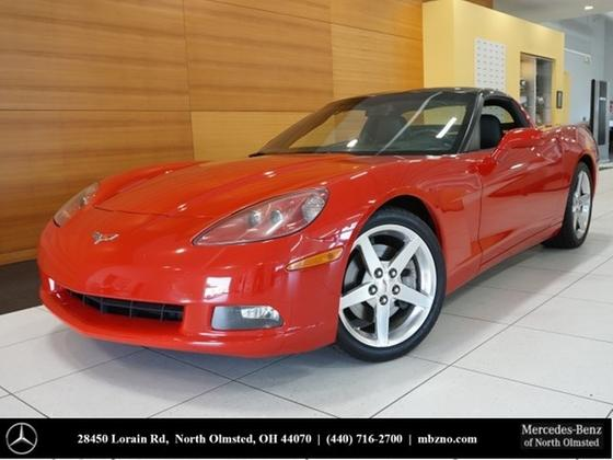 2005 Chevrolet Corvette Base:24 car images available