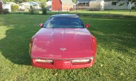1989 Chevrolet Corvette Base:6 car images available