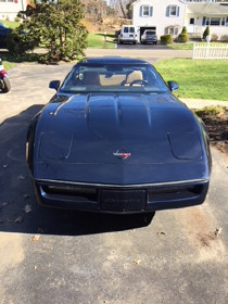 1988 Chevrolet Corvette Base