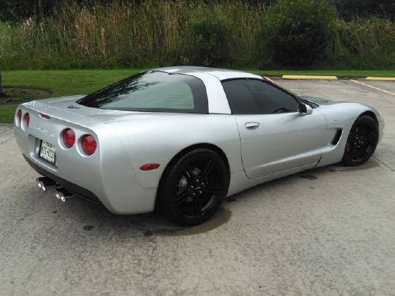 2001 Chevrolet Corvette Base:6 car images available
