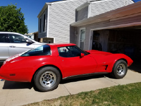 1979 Chevrolet Corvette Base