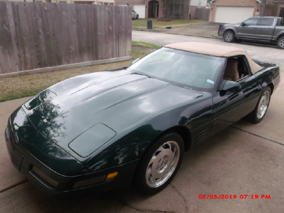 1994 Chevrolet Corvette Base:5 car images available