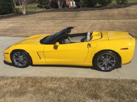 2006 Chevrolet Corvette Base:16 car images available
