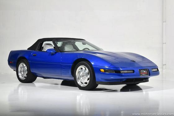 1994 Chevrolet Corvette Base:24 car images available