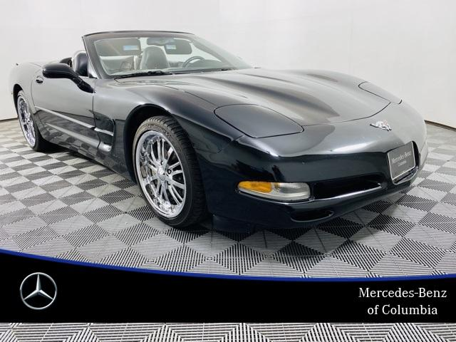 2003 Chevrolet Corvette Base:24 car images available