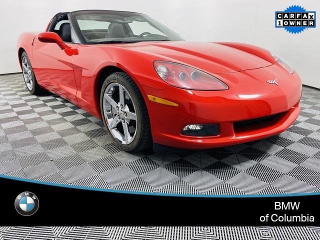 2007 Chevrolet Corvette Base:24 car images available