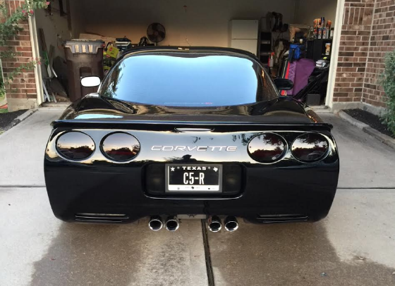 2000 Chevrolet Corvette C5-R Race Car:12 car images available