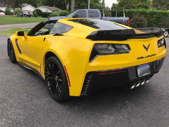 2015 Chevrolet Corvette Callaway