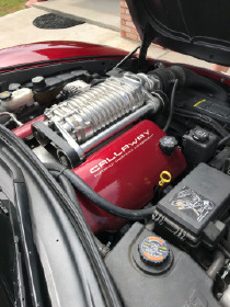 2006 Chevrolet Corvette Callaway