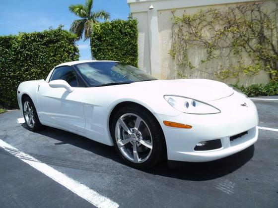 2008 Chevrolet Corvette Coupe:12 car images available