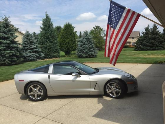 2007 Chevrolet Corvette Coupe:8 car images available